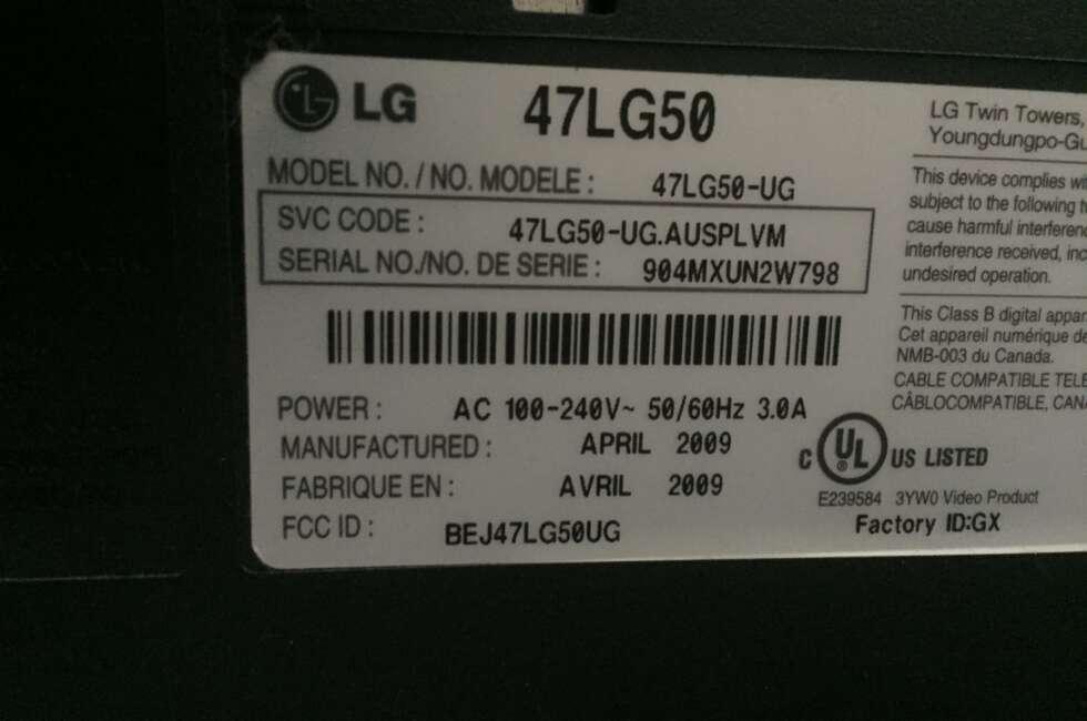 LG-47LG50-UG