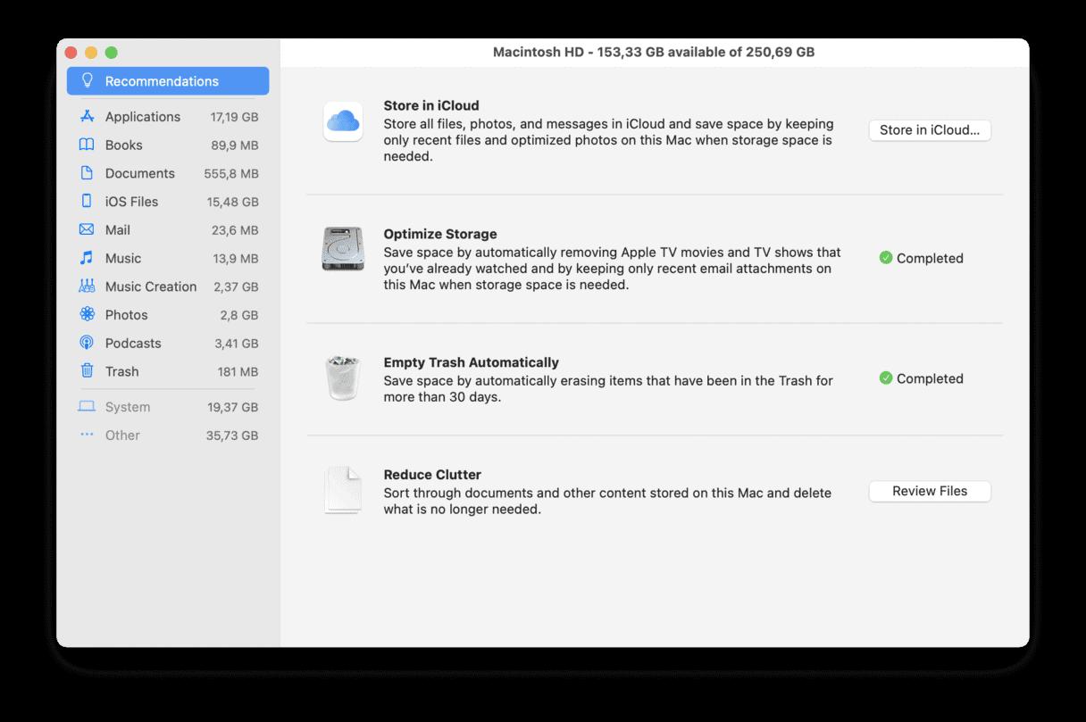 MacOS Activity Monitor